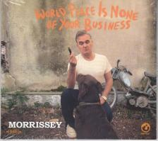 - WORLD PEACE IS NONE OF YOUR BUSINESS CD MORRISSEY