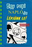 Jeff Kinney - Egy ropi naplója 12. Lépjünk le!<!--span style='font-size:10px;'>(G)</span-->