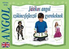 Simon Adrienn - Keating - Játékos angol szókincsfejlesztő gyerekeknek