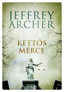 Jeffrey Archer - Kettős mérce [eKönyv: epub, mobi]