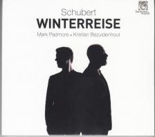 SCHUBERT - WINTERREISE,CD PADMORE,BEZUIDENHOUT