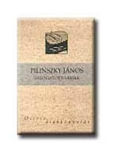 Pilinszky János - PILINSZKY JÁNOS VÁLOGATOTT VERSEK*OSIRIS DK