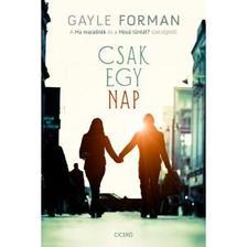 Gayle Forman - Csak egy nap