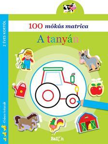 .- - 100 mókás matrica - A tanyán
