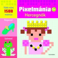 Pixelmánia - Hercegnők