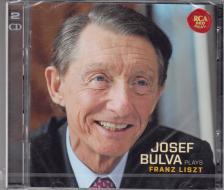 LISZT - JOSEF BULVA PLAYS FRANZ LISZT 2CD