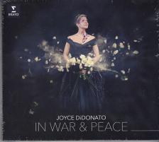 HANDEL/PURCELL/LEO/JOMMELLI/MONTEVERDI - IN WAR & PEACE CD JOYCE DiDONATO