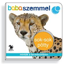 kiadó - SOK-SOK PÖTTY - BABASZEMMEL - LAPOZÓ