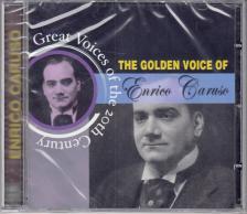 FLOTOW, NUTILE, VERDI, MEYERBEER - THE GOLDEN VOICE OF ENRICO CARUSO CD