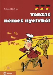 Scheibl György - 777 vonzat német nyelvből