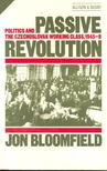 BLOOMFIELD, JON - Passive Revolution - Politics and the Czechoslovak Working Class,  1945-8 [antikvár]
