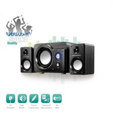 - Nagy teljesítményű 2.1 Sztereo Hangszóró mélynyomóval