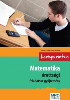 BESNYŐNÉ-CZINKI-ERBEN-KÖRNYEIN - MATEMATIKA ÉRETTSÉGI FELADATSOR-GYŰJTEMÉNY - KÖZÉPSZINTEN