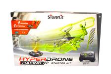 Silverlit HyperDrón - Kezdő készlet (1 Drón + 1 Távirányító + 1 Állomás)