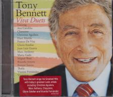 - VIVA DUETS CD TONY BENNETT