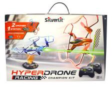Silverlit HyperDrón - Verseny készlet (2 Drón + 2 Távirányító + 1 Állomás)