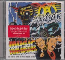 Aerosmith - MUSIC FROM ANOTHER DIMENSION CD AEROSMITH