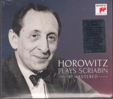 - HOROWITZ PLAYS SCRIABIN - REMASTERED 3CD