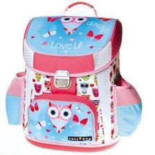 12709 - Iskolatáska prémium Lollipop Blue Owl 17506026