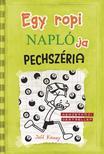Jeff Kinney - Egy ropi naplója 8. Pechszéria - kemény borítós<!--span style='font-size:10px;'>(G)</span-->