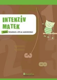 TÖRÖK ÁGNES (SZERK.) - Intenzív matek - Újabb feladatok a 20-as számkörben
