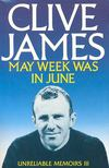 JAMES, CLIVE - May Week Was in June [antikvár]