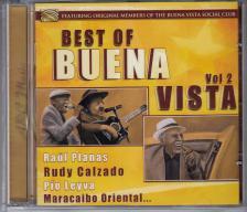 - BEST OF BUENA VISTA VOL.2. CD