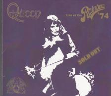 - LIVE AT THE RAINBOW '74 - QUEEN 2CD
