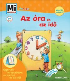Andrea Weller-Essers - Mi MICSODA Junior - Az óra és az idő