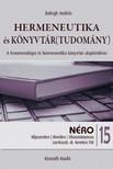 BALOGH ANDRÁS - Hermeneutika és könyvtár(tudomány) [eKönyv: epub,  mobi]