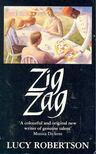 ROBERTSON, LUCY - Zig Zag [antikvár]