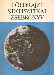Komlós Pálné- Nagy Sándor dr. - Földrajzi statisztikai zsebkönyv [antikvár]