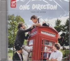 - TAKE ME HOME CD ONE DIRECTION
