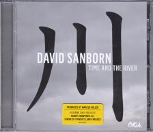 - TIME AND THE RIVER CD DAVID SANBORN