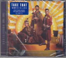 - WONDERLAND - TAKE THAT CD