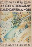 Ludas M. László (szerk.) - Az Élet és Tudomány kalendáriuma 1988 [antikvár]