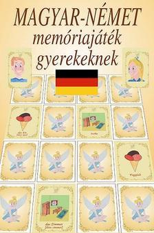 . - Magyar-német memóriajáték gyerekeknek - kiejtéssel