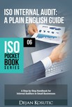 Kosutic Dejan - ISO Internal Audit - A Plain English Guide [eKönyv: epub,  mobi]