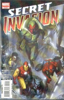 Bendis, Brian Michael, Yu, Leinil Francis - Secret Invasion No. 2 [antikvár]