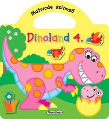 Dinoland - 4. Sárga ###