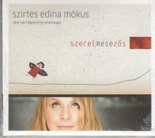 Szirtes Edina Mókus - SZERELMESEZŐS CD SZIRTES EDINA