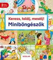 Susanne Gernhäuser - Keress, találj, mesélj! Miniböngészők<!--span style='font-size:10px;'>(G)</span-->