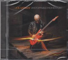 UNSTOPPABLE MOMENTUM CD JOE SATRIANI