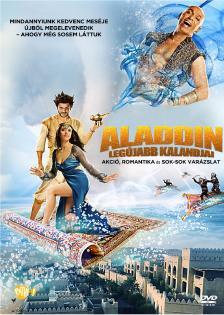 ARTHUR BENZAQUEN - ALADIN LEGÚJABB KALANDJAI DVD