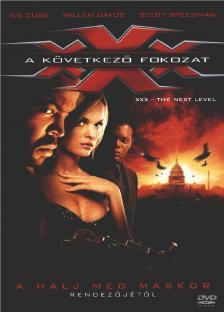 - XXX - A KÖVETKEZŐ FOKOZAT - DVD -