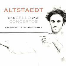Bach - CELLO CONCERTOS CD ALTSTAEDT