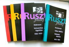 Szerk.Tucsni András, Nánay István, Forgách András - Ruszt József-  Kecskemét, Gábor Miklós, Nádasdy Kálmán 1972-1981