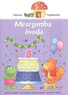 Renata Wiacek - Mesegomba óvoda 5 éves