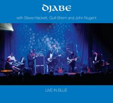 Barabás Tamás, Égerházi Attila - Djabe: Live in Blue 2CD