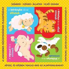 - Puzzle-könyvek - Állatok